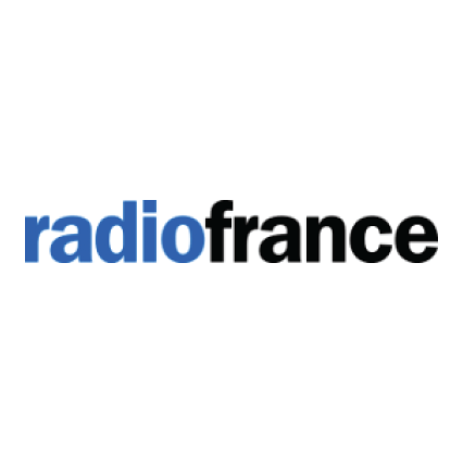 Clients: logo of Radio France